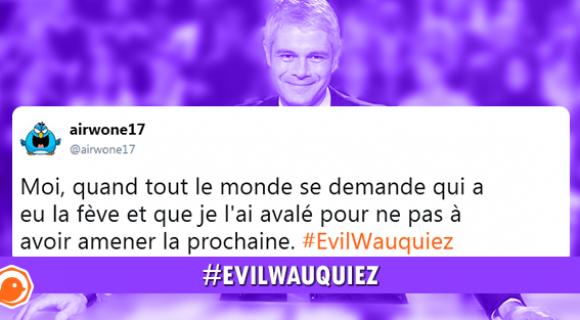 Image de couverture de l'article : #EvilWauquiez : le top 13 des meilleurs tweets
