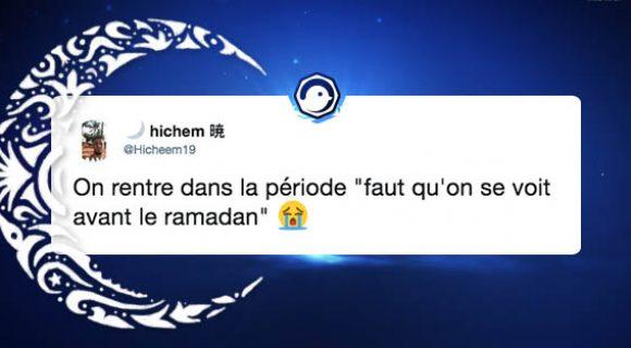 Image de couverture de l'article : Ramadan 2018 : les meilleurs tweets