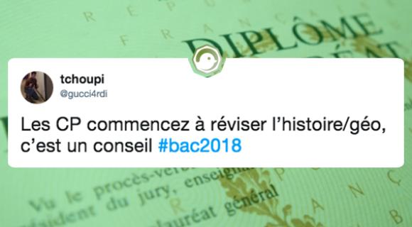 Image de couverture de l'article : Bac d'Histoire-Géographie 2018 : les meilleurs tweets