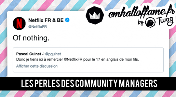 Image de couverture de l'article : CM Hall of Fame : les meilleurs tweets de Community Managers #19