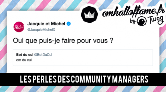 Image de couverture de l'article : CM Hall of Fame : les Perles des Community Manager #22