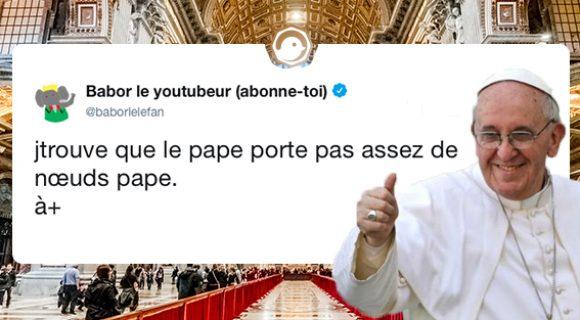 Image de couverture de l'article : Sélection spéciale sur le Pape