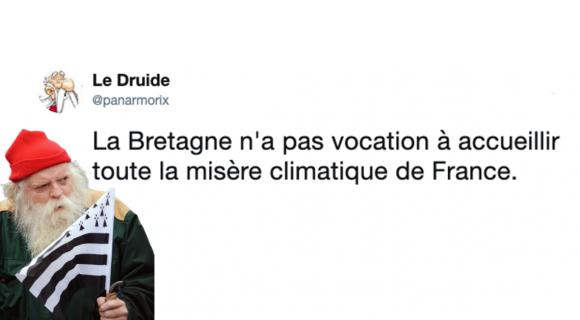 Image de couverture de l'article : La Bretagne, dernier refuge contre la canicule !