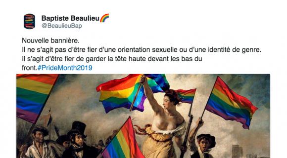Image de couverture de l'article : Sélection spéciale Pride Month : retour sur le mois des fiertés LGBTI+
