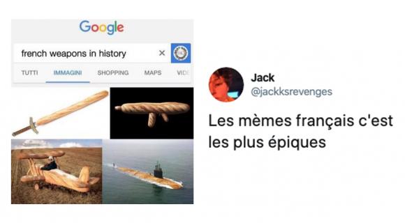 Image de couverture de l'article : Thread : Compilation des meilleurs mèmes sur les Français, que voulez vous on impressionne le monde entier !