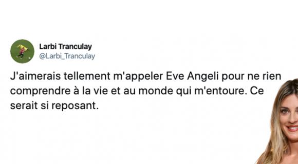 Image de couverture de l'article : Sélection spéciale Eve Angeli : les meilleurs tweets !