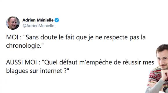 Image de couverture de l'article : Sélection spéciale Adrien Menielle : les meilleurs tweets !
