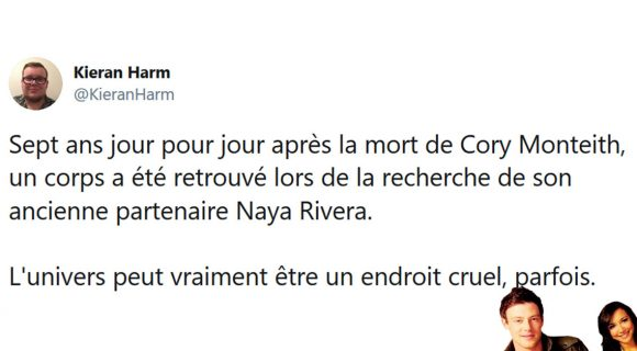 Image de couverture de l'article : Disparition de Naya Rivera : la malédiction de la série Glee