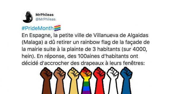 Image de couverture de l'article : Sélection Spéciale Pride Month : Twitter célèbre le Mois des Fiertés