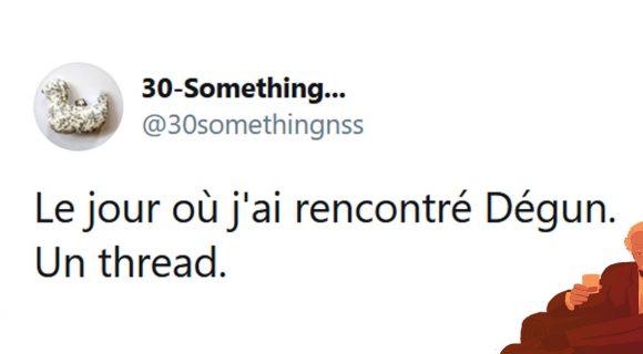Image de couverture de l'article : Thread : L'énigmatique et mystérieux Monsieur Dégun