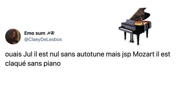 Image de couverture de l'article : Les 15 meilleurs tweets sur le piano, Do Mi Sol Do Do Sol Mi Do !
