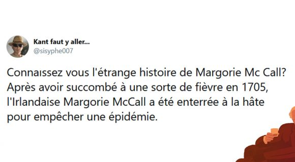 Image de couverture de l'article : Thread : la double mort de Margorie Mc Call