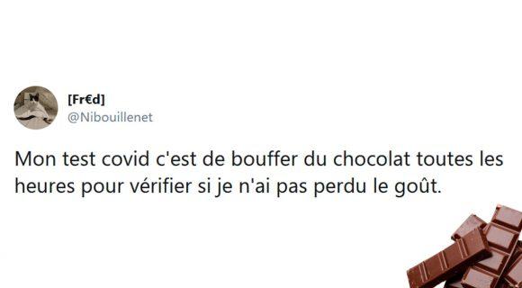 Image de couverture de l'article : Les 15 meilleurs tweets sur le chocolat, je suis accroc