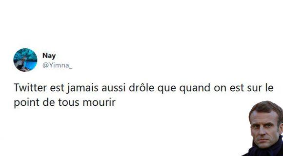 Image de couverture de l'article : Les 35 meilleurs tweets sur Macron face aux pays arabes sur Twitter