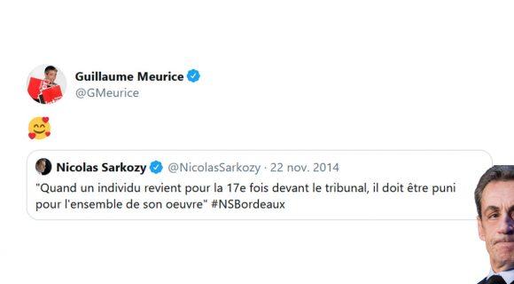 Image de couverture de l'article : Les 15 meilleurs tweets sur la mise en examen de Nicolas Sarkozy