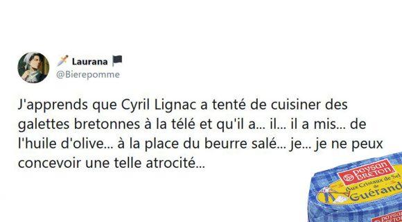 Image de couverture de l'article : Les 20 meilleurs tweets sur le beurre salé, le seul qui existe pour les Bretons