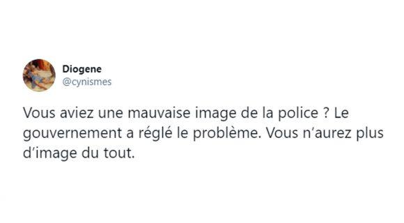 Image de couverture de l'article : Interdiction de filmer la police sauf pour être gentil !
