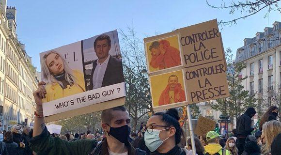Image de couverture de l'article : Top 20 des meilleures pancartes de la Marche des libertés !