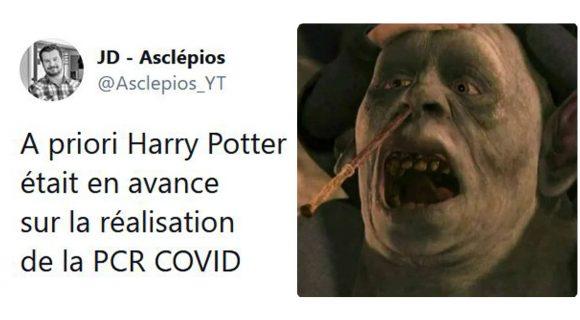Image de couverture de l'article : Les 20 meilleurs tweets de la semaine sur Harry Potter #31