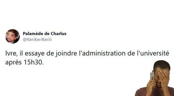 Image de couverture de l'article : Les 18 meilleurs tweets sur l'administration française, revenez demain il est 13h30 on ferme