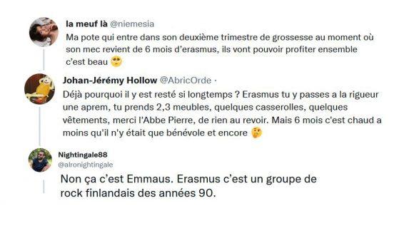 Image de couverture de l'article : Savez-vous vraiment ce qu'est Erasmus ?